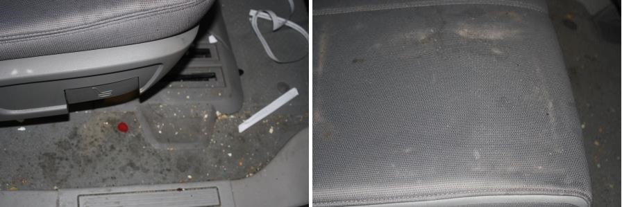 Dry Foam Carpet Cleaner Carpet Shampoo For Auto Detailing