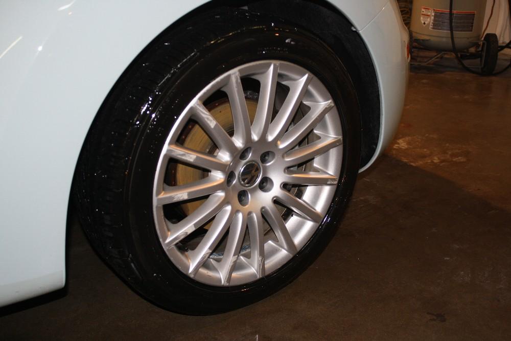 Shiny Tire