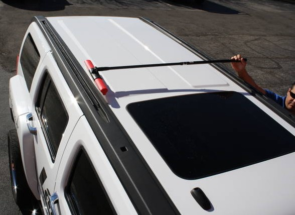 Water Blade for SUV