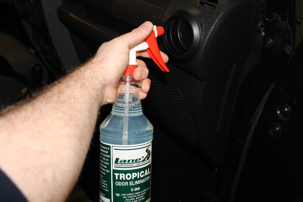 Tropical Odor Eliminator