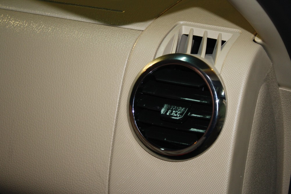 Glossy Car Plastic