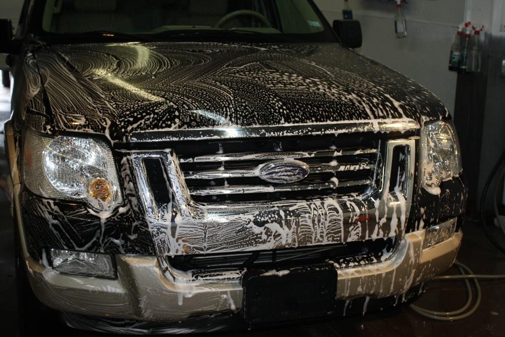 Rinse Car Wash Soap